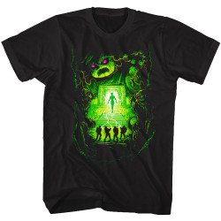 Image for Ghostbusters T-Shirt - Dan Mumford Poster