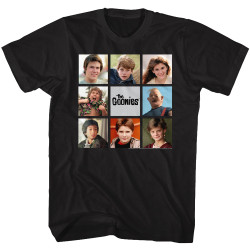 Image for The Goonies T-Shirt - Goonie Bunch