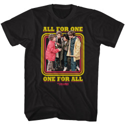 Image for  The Goonies T-Shirt - All for 1, 1 for All