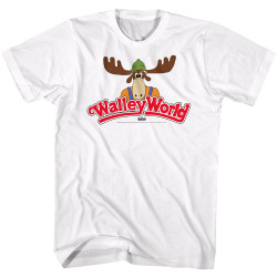 Image for National Lampoon's Vacation T-Shirt - Walley World Logo