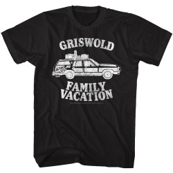 Image for National Lampoon's Vacation T-Shirt - Griswald Family Vacation