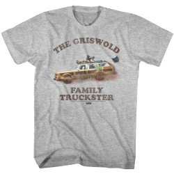 Image for National Lampoon's Vacation T-Shirt - The Griswold Family Truckster