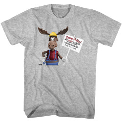 Image for National Lampoon's Vacation T-Shirt - Sorry Folks, We're Closed