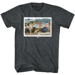 Image for National Lampoon's Vacation T-Shirt - Greetings from the Griswolds
