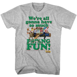 Image for National Lampoon's Vacation T-Shirt - Gonna Have So Much Fun