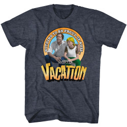 Image for National Lampoon's Vacation T-Shirt - Nothing to be Proud of Russ