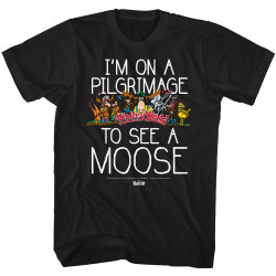 Image for National Lampoon's Vacation T-Shirt - On a Pilgrimage to See a Moose