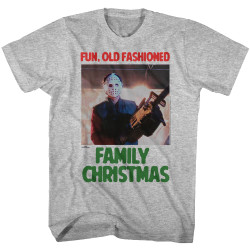 Image for National Lampoon's Christmas Vacation T-Shirt - Fun, Old Fashioned Family Xmas