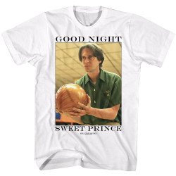 Image for The Big Lebowski T-Shirt - Good Night Sweet Prince