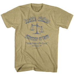 Seinfeld T-Shirt - Jackie Chiles Attorney at Law