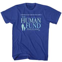 Image for Seinfeld T-Shirt - The Human Fund