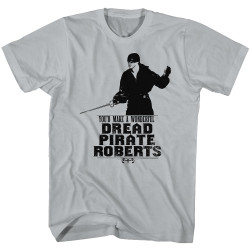 Image for The Princess Bride T-Shirt - The Dread Pirate Roberts