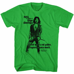 Image for The Princess Bride T-Shirt - Spanish Inigo Montoya