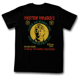Image for Karate Kid T Shirt - Remod