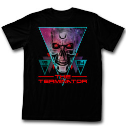 Image for Terminator T-Shirt - Space Face