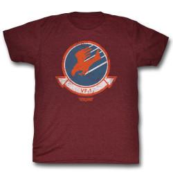 Image for Top Gun T-Shirt - VF-1 Logo