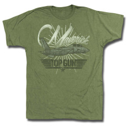 Image for Top Gun T-Shirt - Retro
