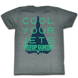 Image for Top Gun T-Shirt - Cool Your Jets