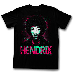 Image for Jimi Hendrix T-Shirt - Spaceous