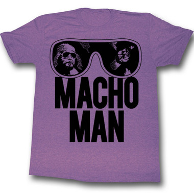 Image for Macho Man T-Shirt - Ooold School