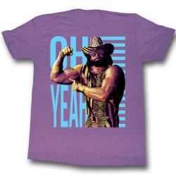 Image for Macho Man T-Shirt - Oh Yeah