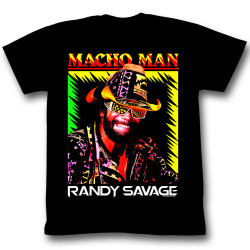 Image for Macho Man T-Shirt - Time of My Life