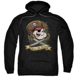 Image for Popeye the Sailor Hoodie - Shiver Me Timbers