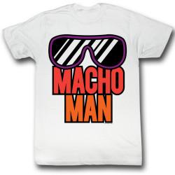 Image for Macho Man T-Shirt - Macho Shades