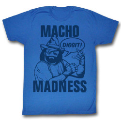 Image for Macho Man T-Shirt - Macho Madness
