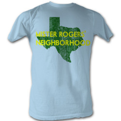 Image for Mr Rogers T Shirt - My Hood Texas