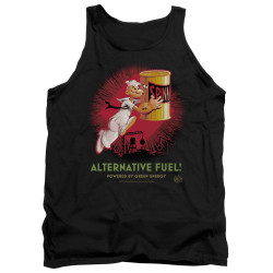 Image for Popeye the Sailor Tank Top - Alternative Fuel