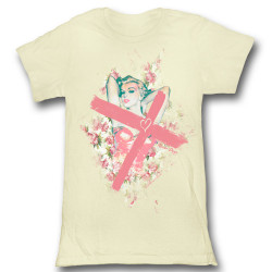 Image for Norma Jean as Marilyn Girls T-Shirt - X Marks the Spot