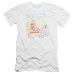 Image for Popeye the Sailor Premium Canvas Premium Shirt - Soccer