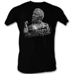 Image for Redd Foxx T-Shirt - Here's 5