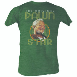 Image for Redd Foxx T-Shirt - the Original Pawn Star