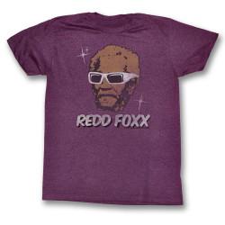 Image for Redd Foxx T-Shirt - Stars