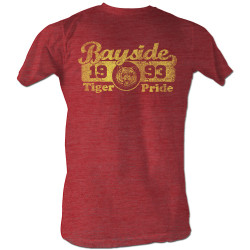 Image for Saved by the Bell T-Shirt - Bayside Pride 1993
