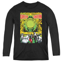 Image for Green Lantern #200 Cover Women's Long Sleeve T-Shirt