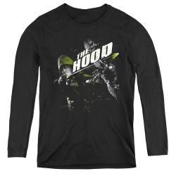 Image for Arrow Women's Long Sleeve T-Shirt - Take Aim