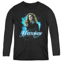 Image for Harry Potter Women's Long Sleeve T-Shirt - Hermione Ready