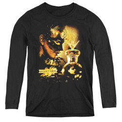 Image for MirrorMask Women's Long Sleeve T-Shirt - Trapped