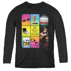 Image for Californication Women's Long Sleeve T-Shirt - Poor Judgement