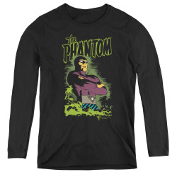 Image for The Phantom Women's Long Sleeve T-Shirt - Jungle Protector