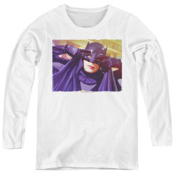 Image for Batman Classic TV Women's Long Sleeve T-Shirt - Smooth Groove