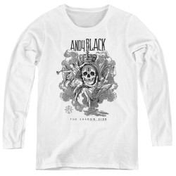 Image for Andy Black Women's Long Sleeve T-Shirt - Trumpets Sound