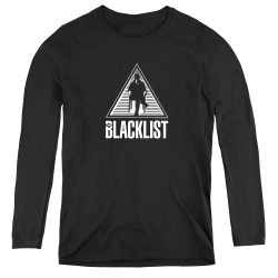 Image for Blacklist Women's Long Sleeve T-Shirt - Triangle