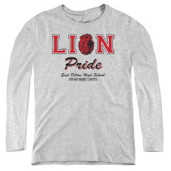 Image for Friday Night Lights Women's Long Sleeve T-Shirt - Lions Pride