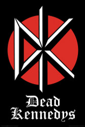 Image for Dead Kennedys Logo Poster