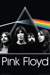 Image for Pink Floyd Dark Side Group Poster
