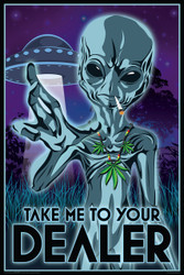 Image for Take Me to Your Dealer Poster